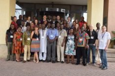 The Sustainable Futures in Africa Lagos Symposium Participants